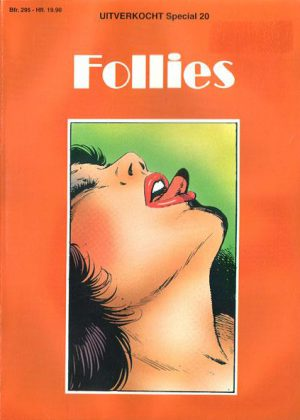 Uitverkocht Special Follies 20 (Erotiek)
