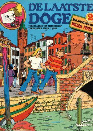 Willem Peper - De laatste doge