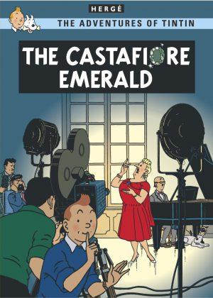 TinTin - The Castafiore Emerald (Soft-Cover)