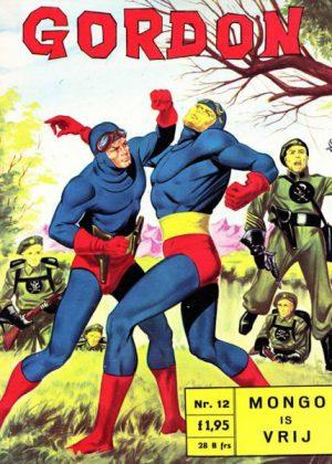 Flash Gordon - Mongo is vrij