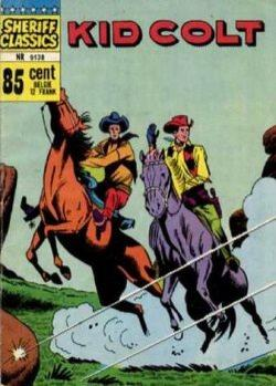 Sheriff classics - Kid Colt