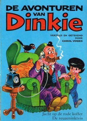 De avonturen van Dinkie - Deel 2 (HC)