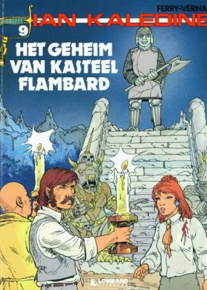 Ian Kaledine 9 - Het geheim van Kasteel Flambard