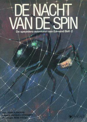 De nacht van de spin