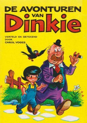De avonturen van Dinkie - Deel 1 (HC)