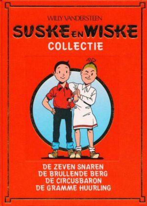 Suske en Wiske Collectie 4 - De zeven snaren HC (zgan)