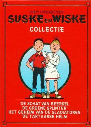 Suske en Wiske Collectie 12 - De schat van Beersel HC (zgan)
