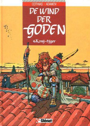 De Wind der Goden - 4. Konij-Tijger (HC)