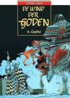 De Wind der Goden - 11. Cogotaï (HC)