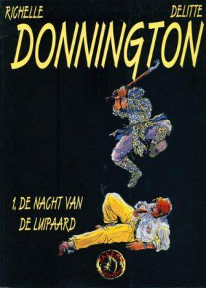 Donnington - De nacht van de luipaard (Talent)