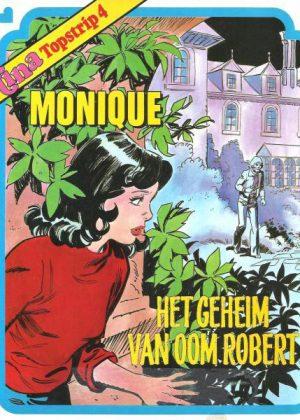 Monique - Het geheim van oom Robert