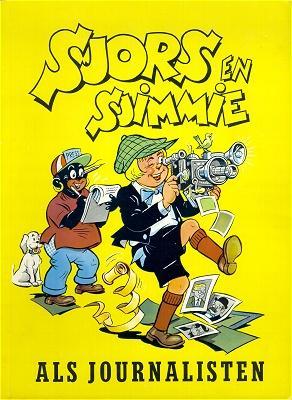 Sjors & Sjimmie - Als journalisten