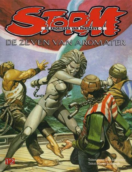 Storm 12 - De zeven van Aromater