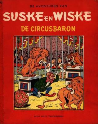 Suske en Wiske 12- de circusbaron