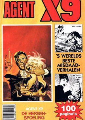Agent X9 - De hersenspoeling