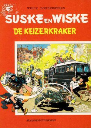 Suske en Wiske 200 - De keizerkraker