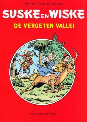 Suske en Wiske - De vergeten vallei (zgan)