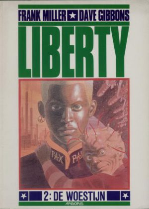Liberty - De Woestijn (Arboris)