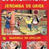 Suske en Wiske plus (1e rode reeks) 72 Jeromba de griek