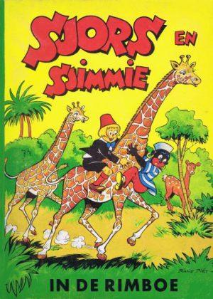 Sjors & Sjimmie - In de rimboe