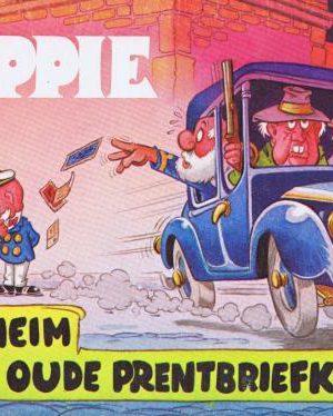 Kappie - Het geheim van de oude prentbriefkaarten