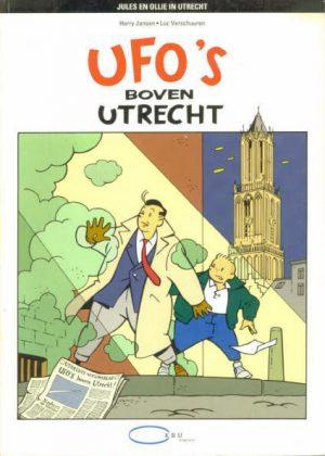 Jules en Ollie - Ufo's boven Utrecht