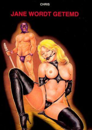 Jane Wordt Getemd (Erotiek)