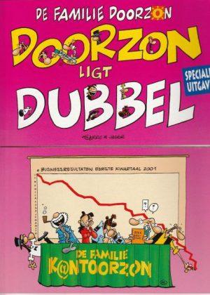 De familie Doorzon - Doorzon ligt dubbel