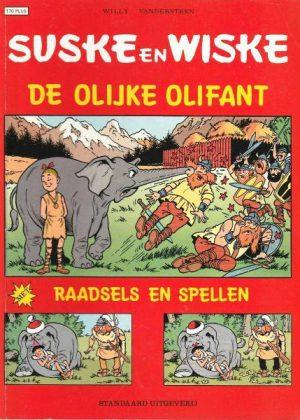 Suske en Wiske plus (1e rode reeks) 170 Het laatste dwaallicht