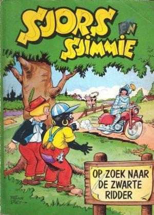 Sjors & Sjimmie - Op zoek naar de Zwarte Ridder