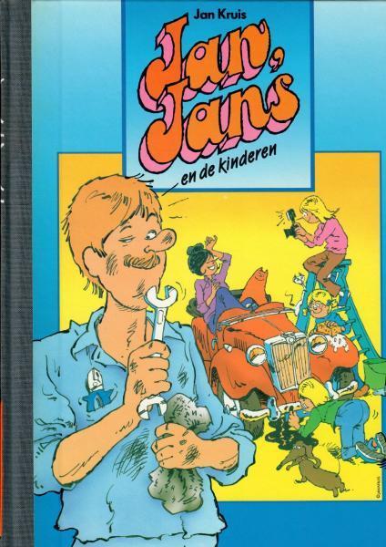 Jan, Jans en de Kinderen Lekturama serie Deel 1 (HC)