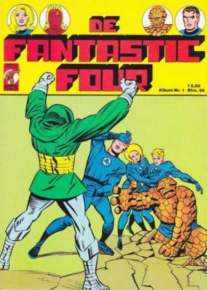 Fantastic Four - Album nr.1