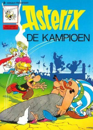 Asterix - De kampioen (Dargaud)