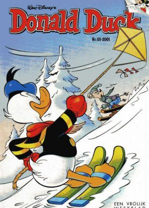 Donald Duck Weekblad - Nr.03 2001