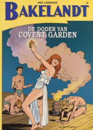 Bakelandt - De doder van Covent Garden