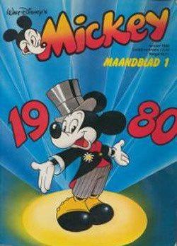 Mickey - Maandblad 1 (1980)