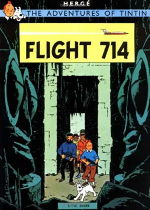 TinTin - Flight 714