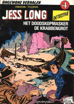 Jess Long 4 - Het doodskopmasker - De Krabbengrot