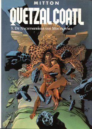 Quetzalcoatl 3 - De nachtmerries van Moctezuma
