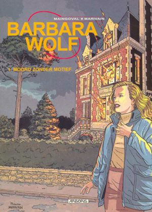 Barbara Wolf - Moord zonder motief