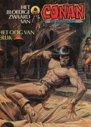 Conan 17 - Het oog van Erlik