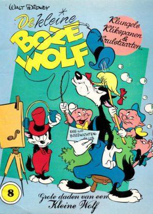 De kleine boze wolf - Klungels, klikspanen en krulstaarten