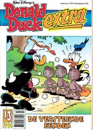 Donald Duck Extra - De versteende eenden