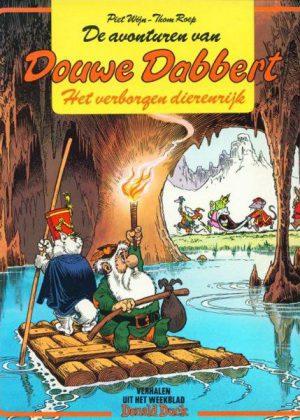 Douwe Dabbert - Het verborgen dierenrijk