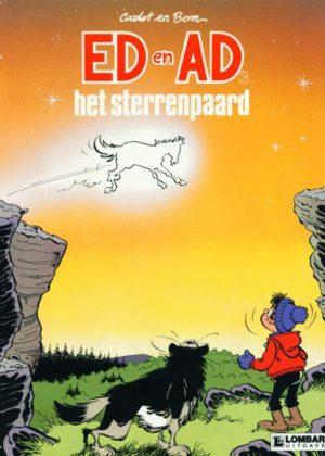 Ed en Ad - Het sterrenpaard