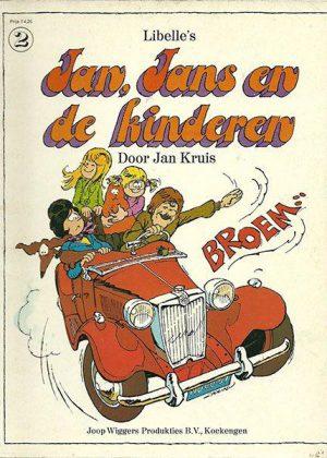 Jan Jans en de kinderen 2 (Joop Wiggers Produktie) (Tweedehands)