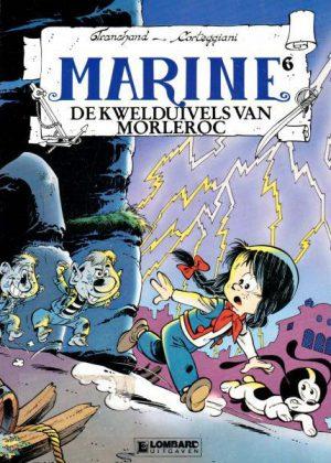 Marine - De kwelduivels van Morleroc