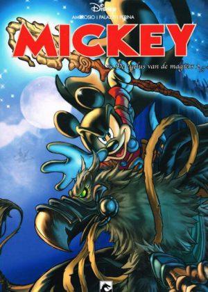 Mickey - De cyclus van de magiërs (deel 2)