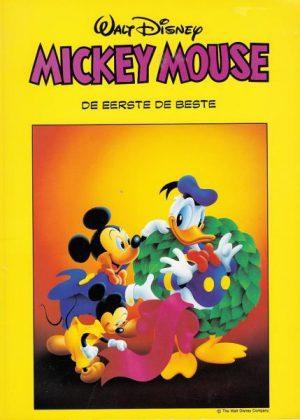 Mickey Mouse - De eerste de beste