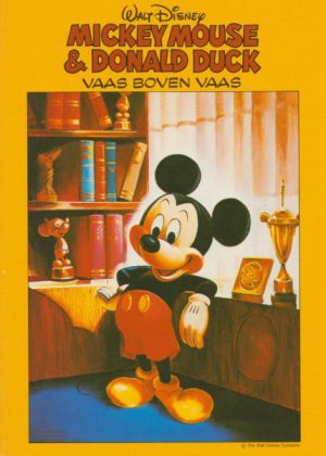 Mickey Mouse & Donald Duck - Vaas boven vaas